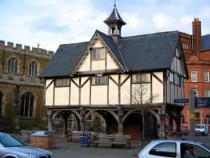 We cover Market Harborough