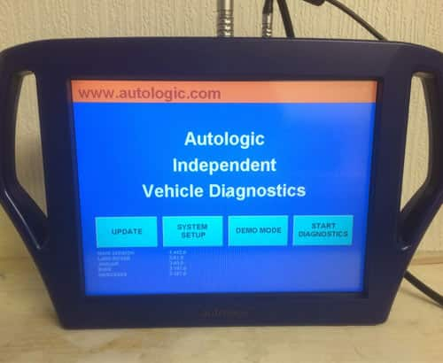 Autologic Diagnostics Equipment
