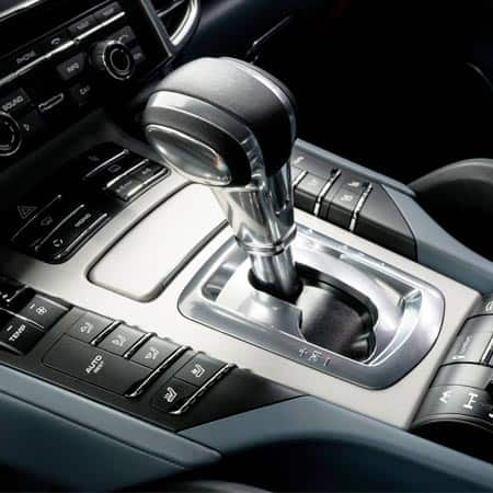 Prestige vehicle gear stick