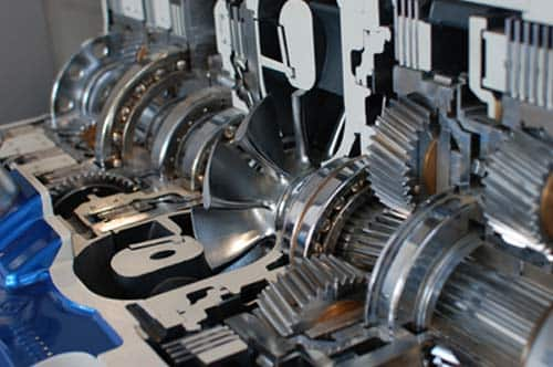 We are experts in automatic transmissions