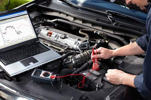 The complete diagnostics service